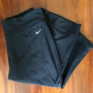 Nike Dri-Fit Black yoga pants